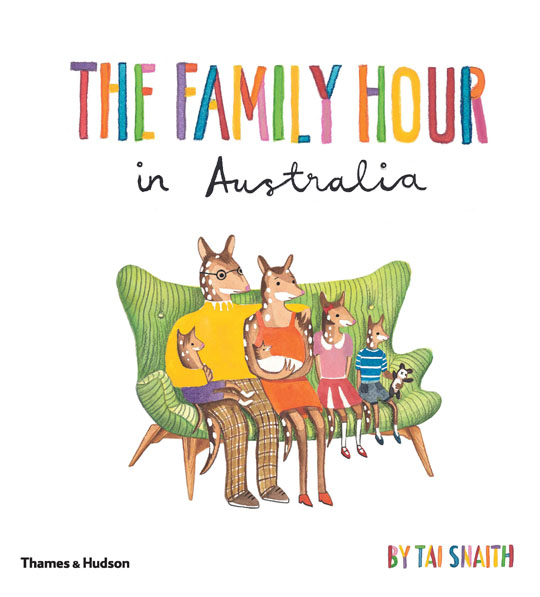 Tai-Snaith-The-Family-Hour-cover-medium