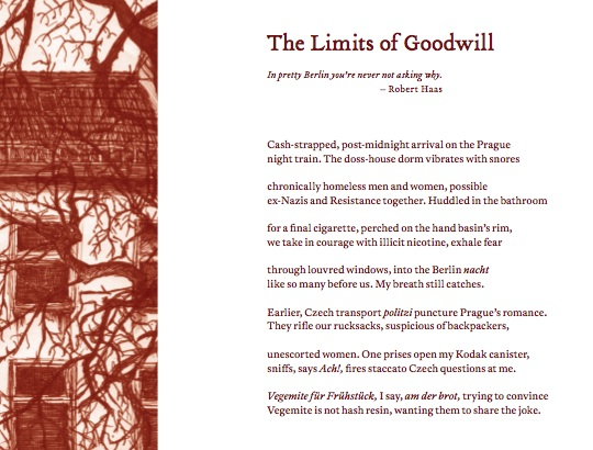 The Meditations Part IV: Anne M. Carson on 'The Limits of Goodwill'