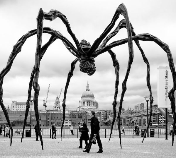 All Sewn Up: Louise Bourgeois's Materiality