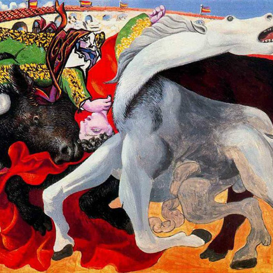 As the Animal Leaves the Flesh: More Notes on the Bullfight