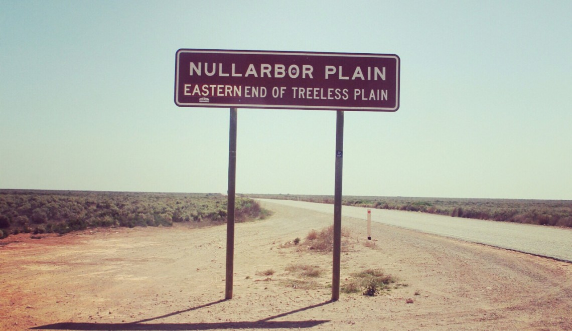 Crossing the Nullarbor: Part Three
